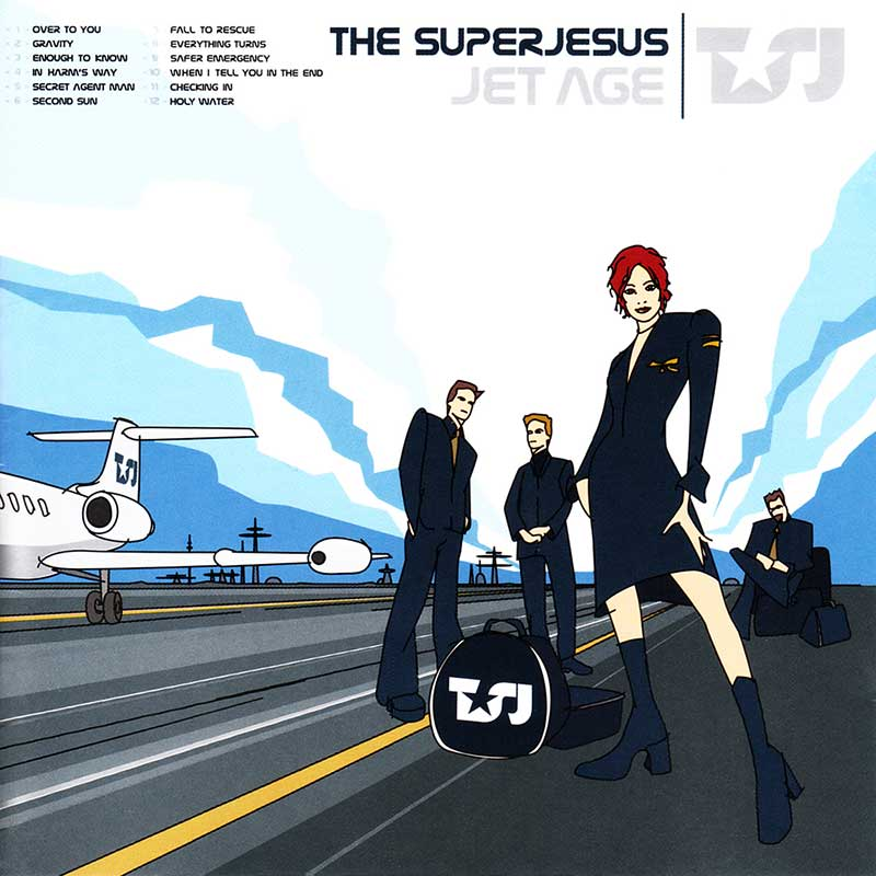 The Superjesus: Jet Age