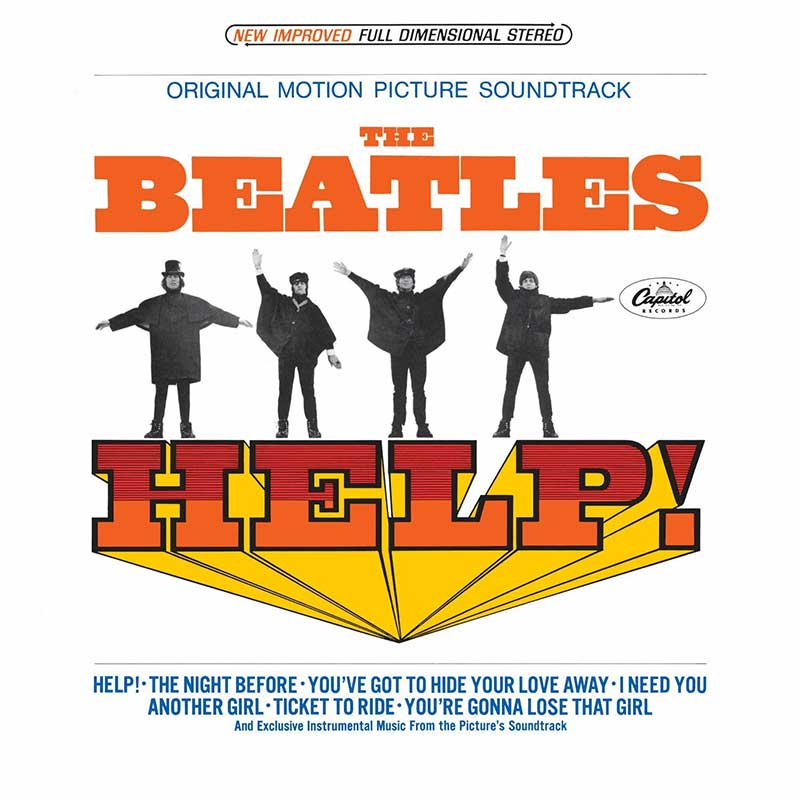 The Beatles: Help! Original Motion Picture Soundtrack