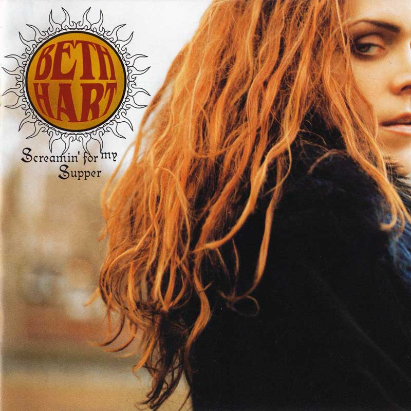 Beth Hart: Screamin' for My Supper