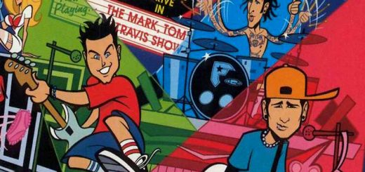 Blink 182: The Mark, Tom, and Travis Show (The Enema Strikes Back!)