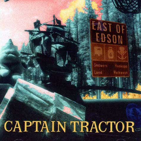 Captain Tractor: East of Edson