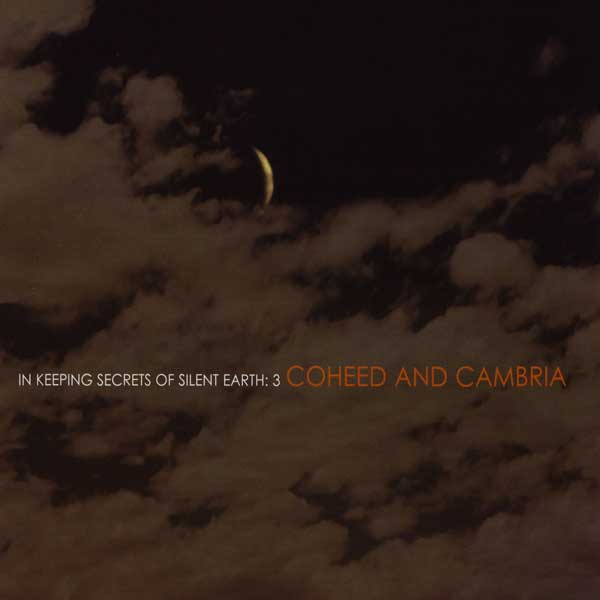 Coheed and Cambria: In Keeping Secrets of The Silent Earth: 3