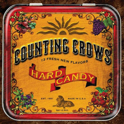 """Counting Crows: """"Big Yellow Taxi"""" from Hard Candy"""