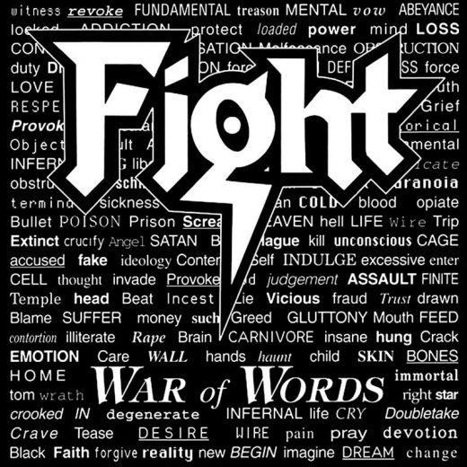 Fight: War Of Words