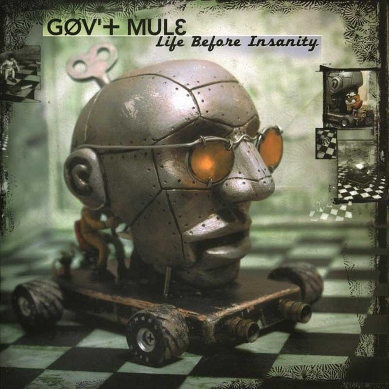 Gov't Mule: Life Before Insanity