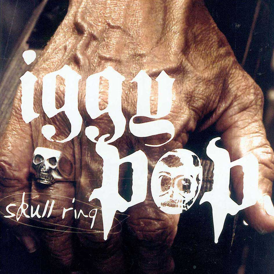 Iggy Pop: Skull Ring