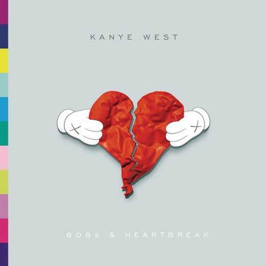 Kanye West: 808s & Heartbreak