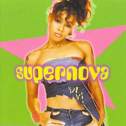 Lisa 'Left Eye' Lopes: Supernova