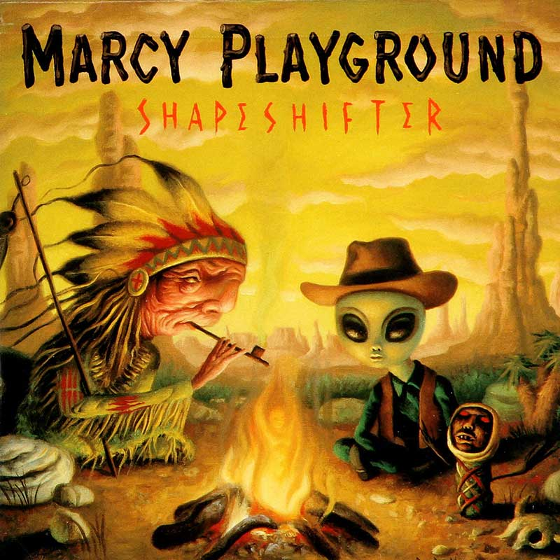 Marcy Playground: Shapeshifter
