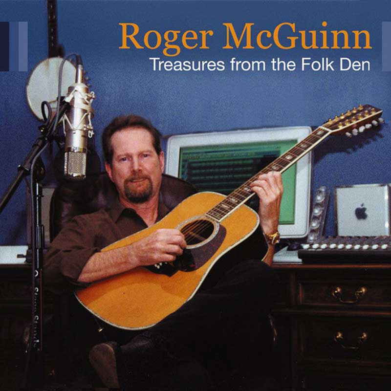 Roger McGuinn: Treasures From The Folk Den