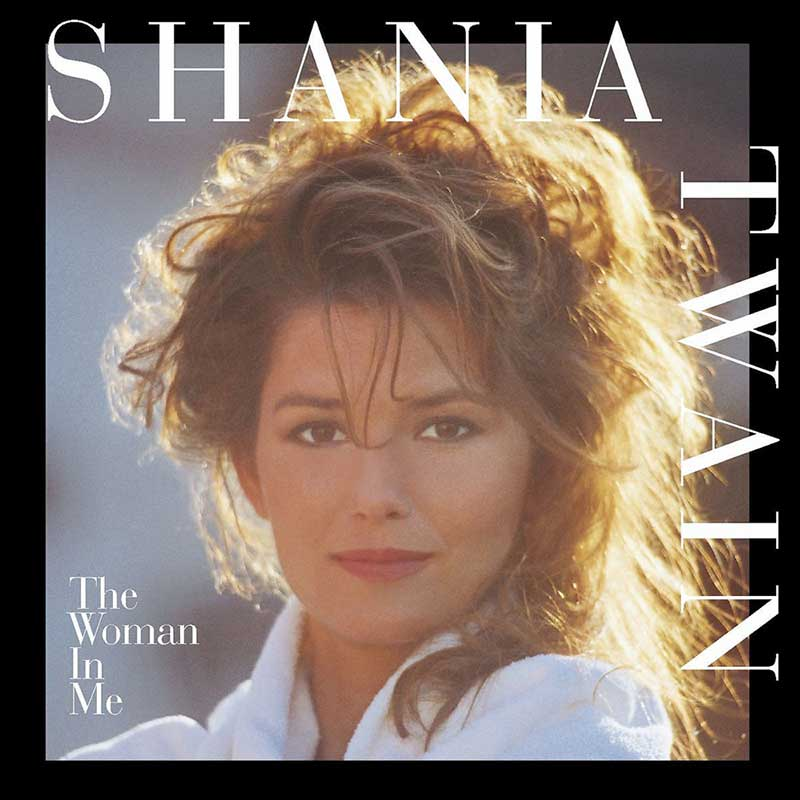 Shania Twain: The Woman In Me