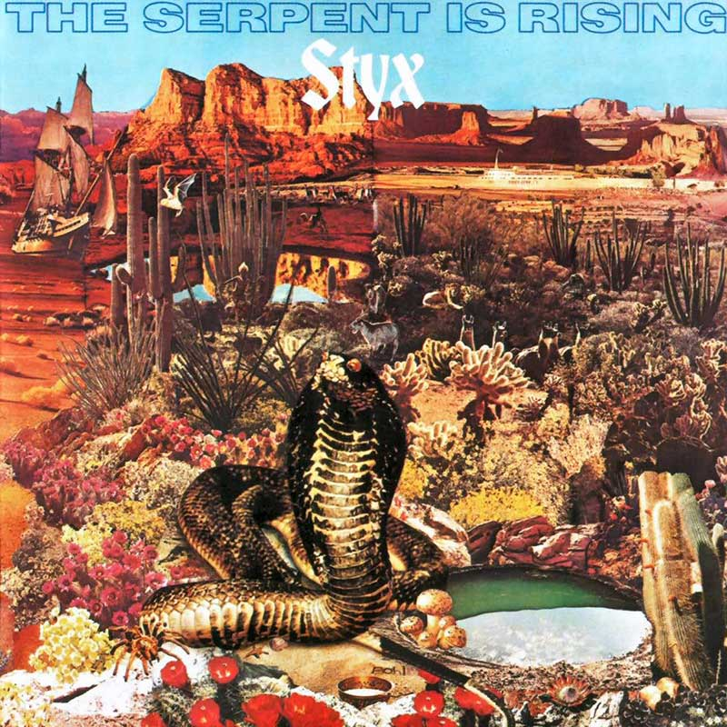 Styx: The Serpent Is Rising